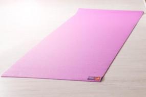 Yogamatte Yin-Yang Standard - rosa