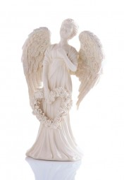 "Engelfigur ""Immer in meinem Herzen"""