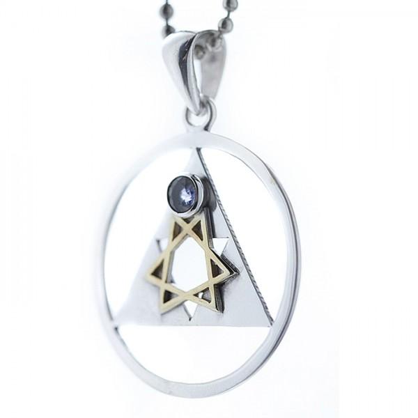 Lichtkörper-Amulett