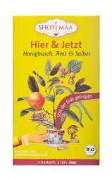 Shoti Maa Tee - Hier & Jetzt