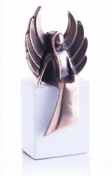 """Bronzefigur """"Engel der Gelassenheit"""""""