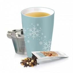 """Tee-Set """"Snow Flake"""" – Teatime ist auch Freundinnen-Zeit"""