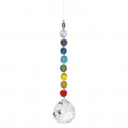Feng-Shui-Mobile Regenbogenkristall